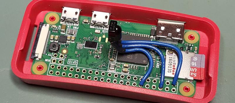 La Raspberry Pi Cómo ir al puente WiFi
