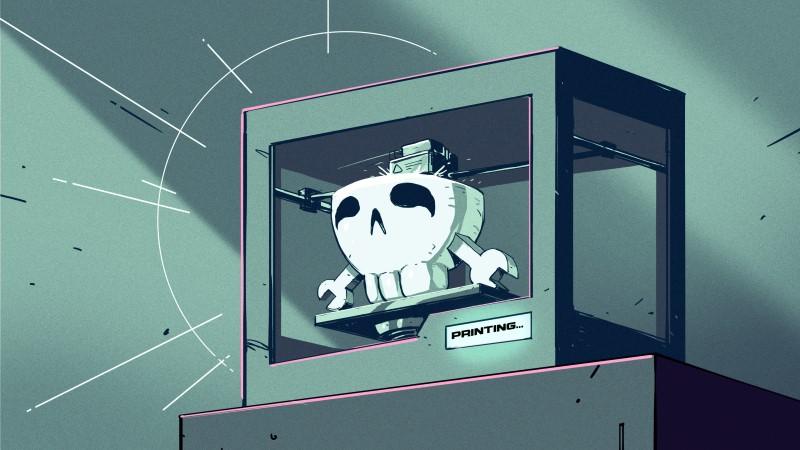 Impresión 3D: para imprimir en acero inoxidable, realiza un trabajo promedio