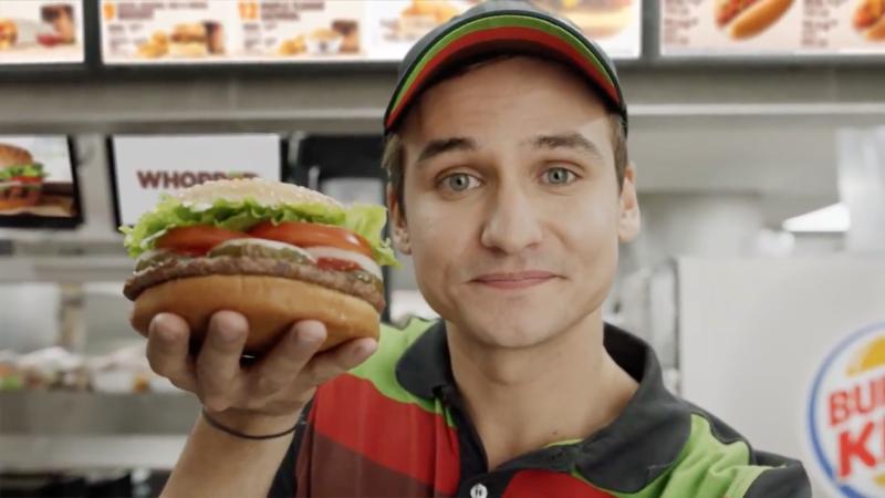 Burger King obtiene una puntuación de publicidad gratuita de Google Home con un enorme truco