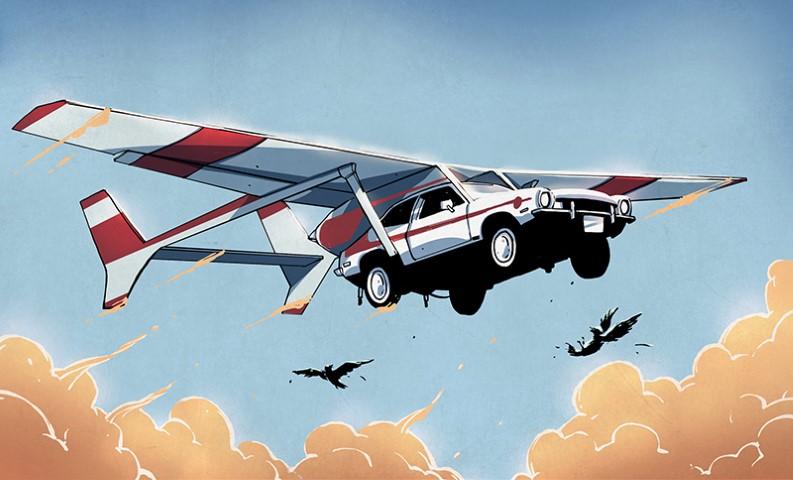 Henry Smolinski y el pico volador