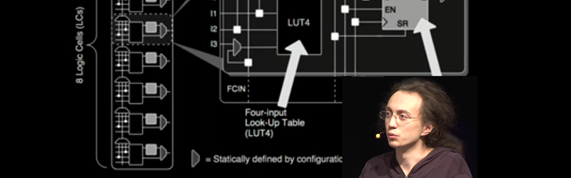 34C3: FPGA de ingeniería inversa