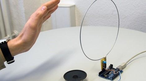 Theremin rápido y fácil con Arduino