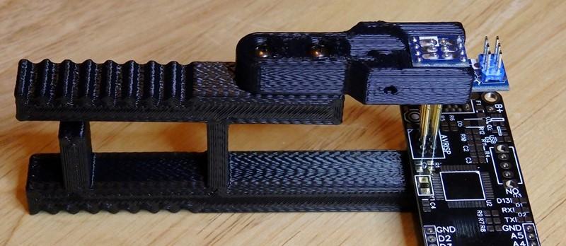 Desarrollador de Pogo Pin impreso en 3D