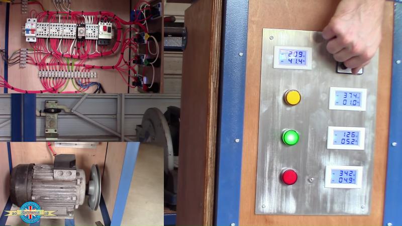 Sacando un convertidor de fase rotatorio Slick