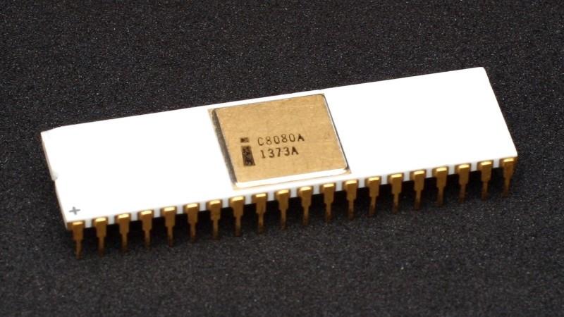 Donde (para la mayoría de nosotros) comenzó, el Intel 8080