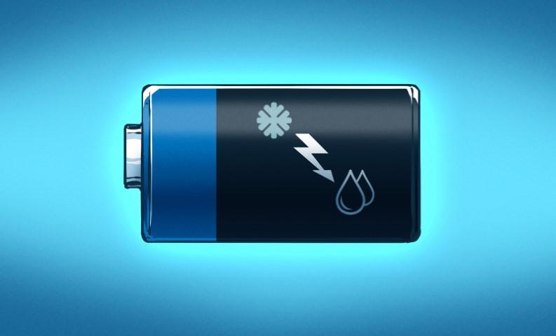Uso de materiales de cambio de fase para el almacenamiento de energía