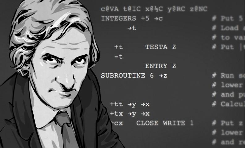 Tony Brooker y Autocode: el primer lenguaje avanzado