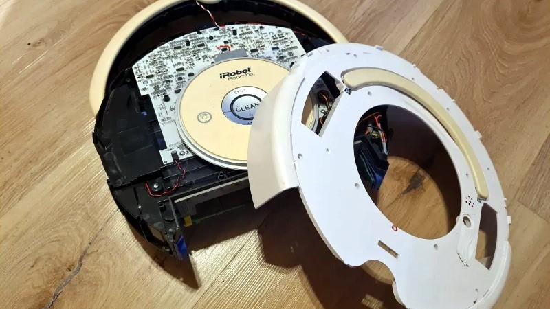 Roomba obtiene soporte de Alexa con ESP8266 Stowaway