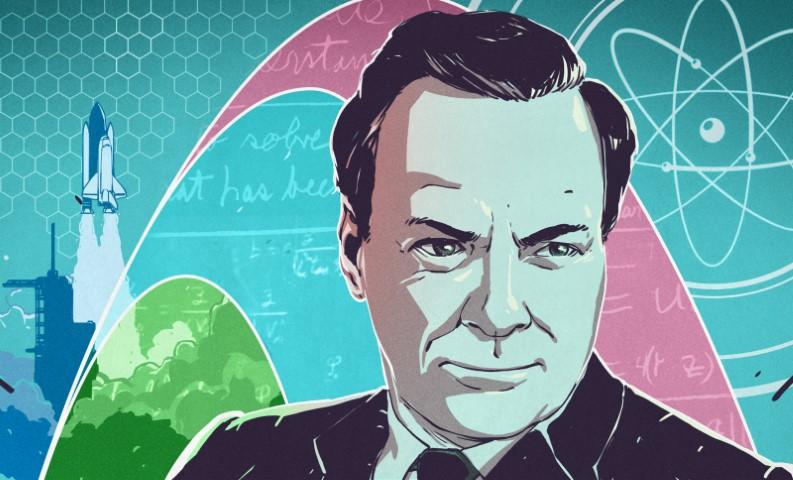 Richard Feynman: una vida de curiosidad y ciencia