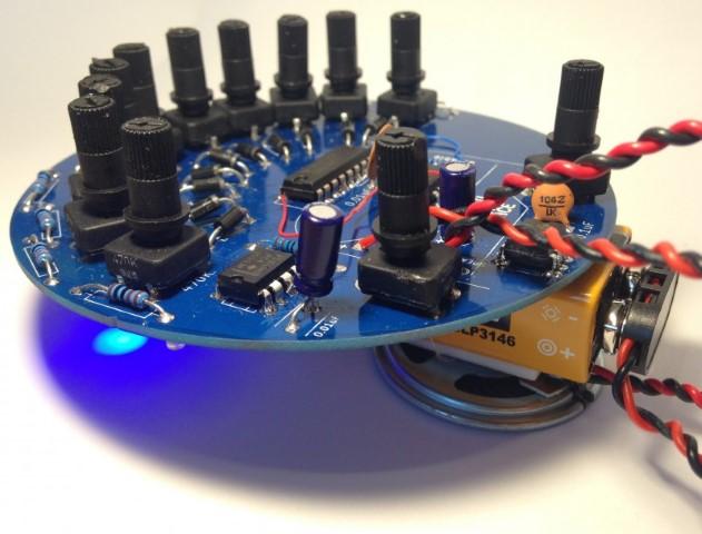 Oh Baby, Baby10 – Construye un secuenciador de música analógico clásico