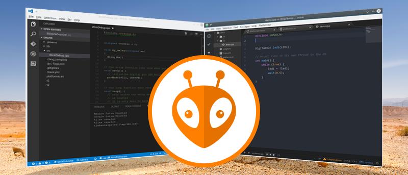 PlatformIO y Visual Studio se apoderan del mundo