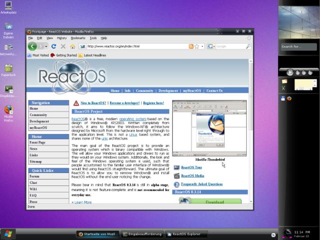 Código abierto … ¿Windows?