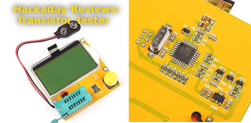 Revisión: Probador de transistores