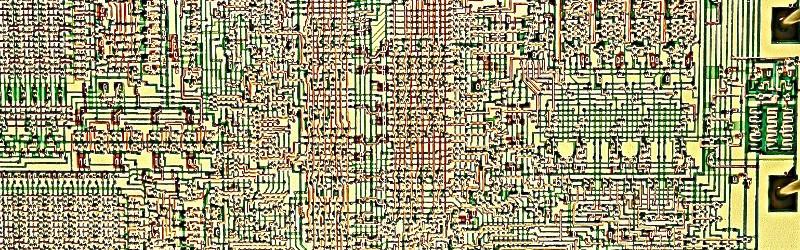 La sorprendente historia de los primeros microprocesadores