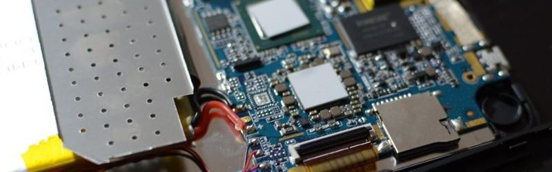 La tableta Intel Bricked revive