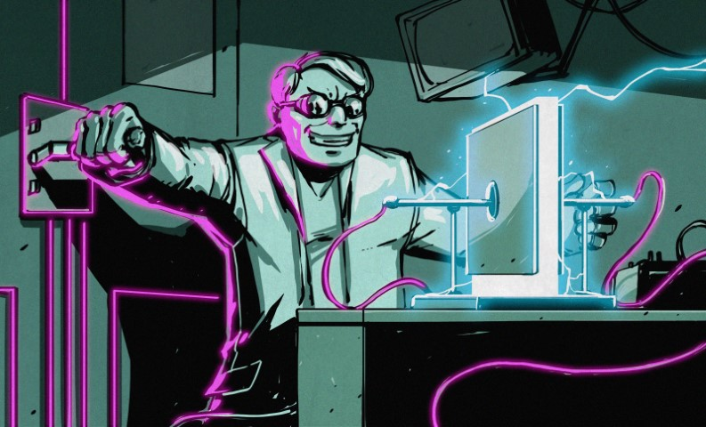 Historia del condensador: la era moderna