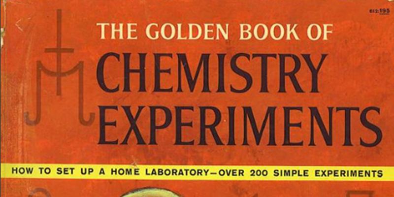 Retrotechtacular: El libro de oro de los experimentos químicos