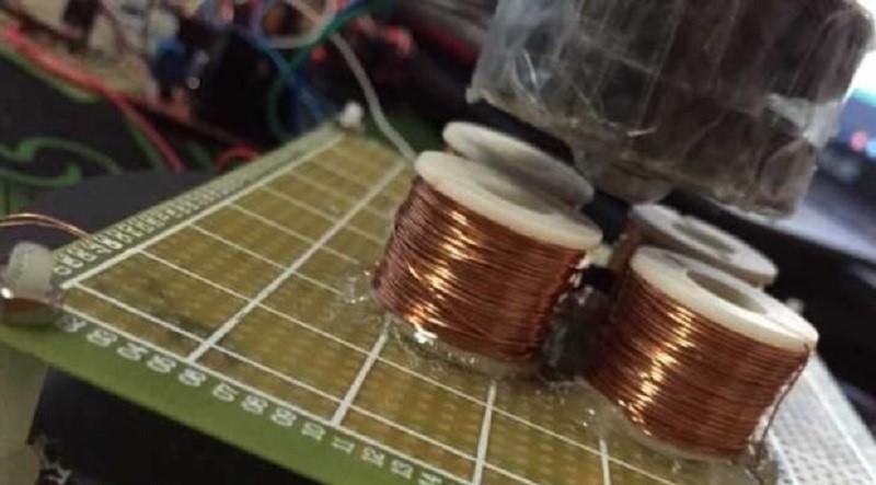 Levitación magnética con Arduino