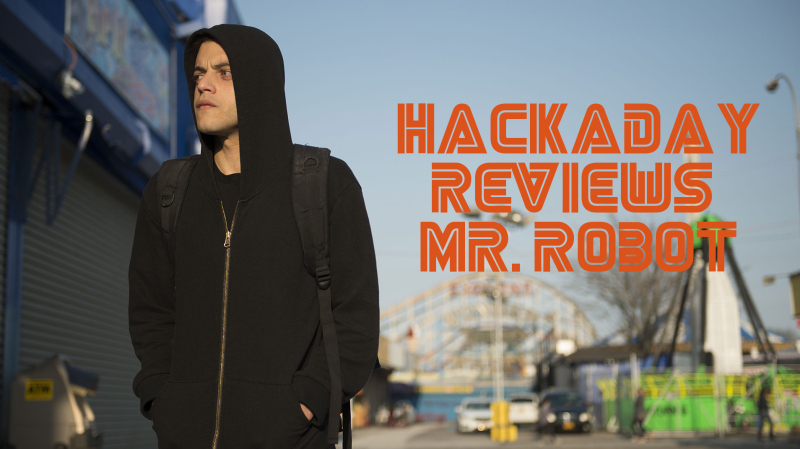 Hollywood finalmente pirateado con Mr.Robot