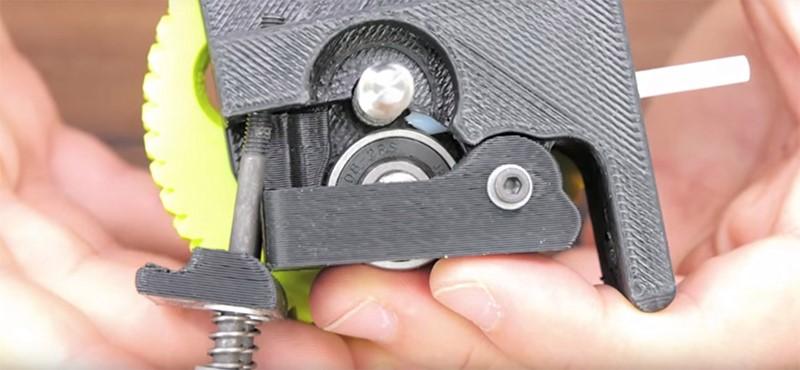 Convierta la impresora 3D de 3 mm a 1,75 mm