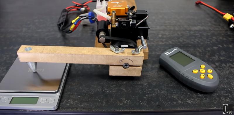 Compruebe la cordura de sus motores con este dinamómetro