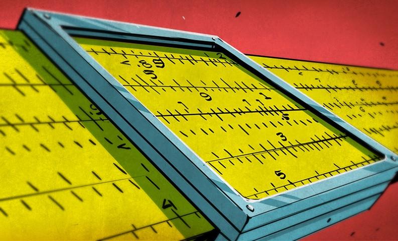 Las reglas de cálculo fueron las computadoras personales originales