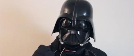 El cambiador de voz Arduino te transforma en [Vader]