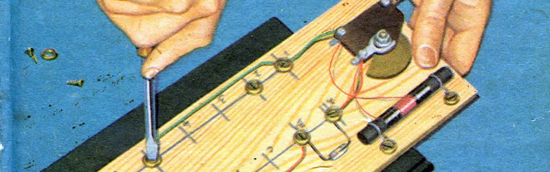 Libros que debería leer: Cómo hacer una radio de transistores