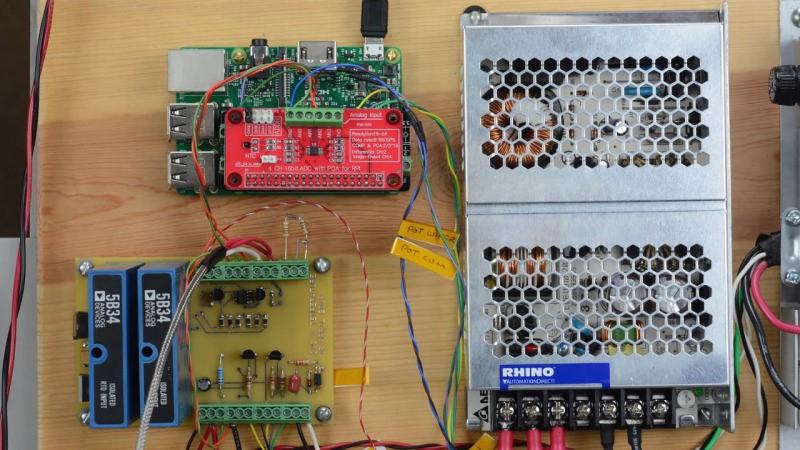 Evaluar Raspberry Pi como controlador lógico programable