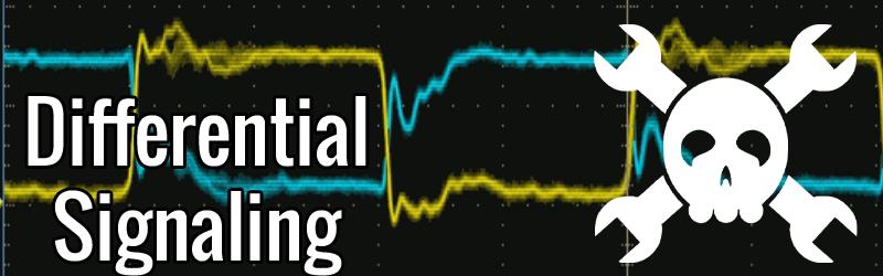Cuando importa una diferencia: una señal diferencial