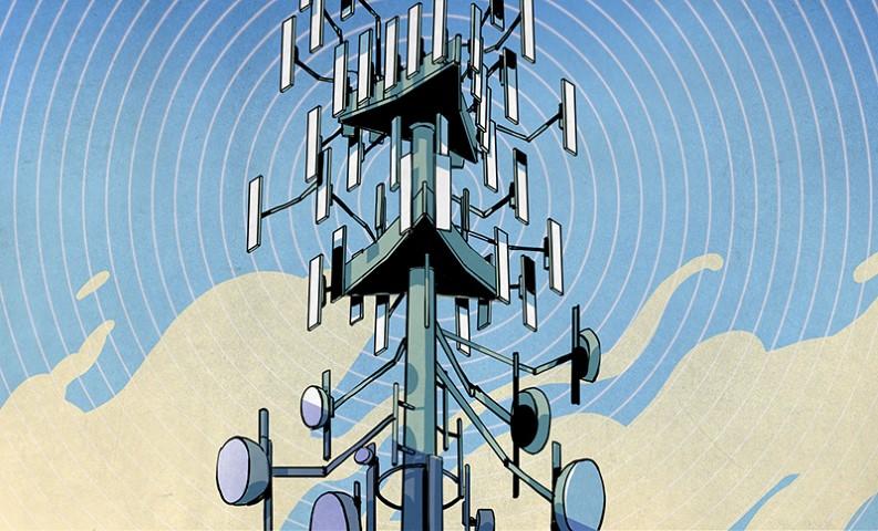 Guía de campo de la torre de comunicaciones de América del Norte