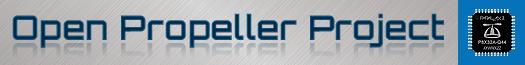 Parallax Propeller 1 Go Open Source