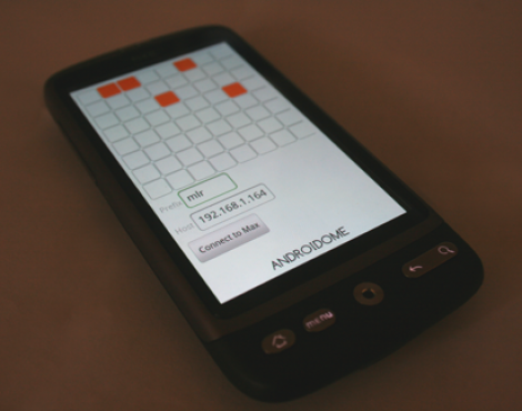 Androidome: Monome para Android