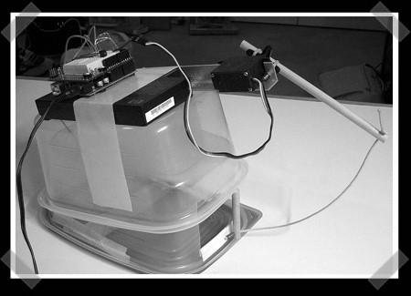 Trampa para ratón Arduino