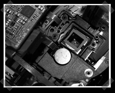 Eliminación del filtro de infrarrojos de la cámara digital